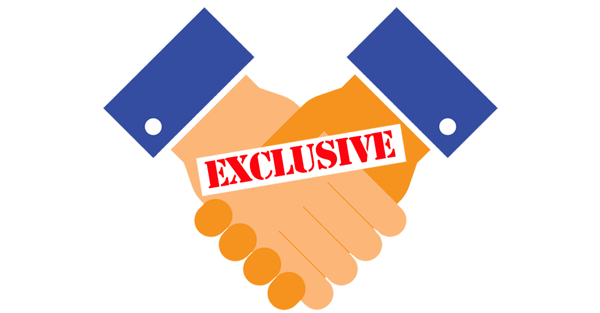 Top Tips On Awarding Exclusivity To A Sales Partner Tenego Partnering